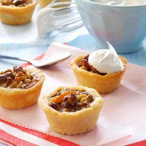 Salted Caramel & Nut Cups