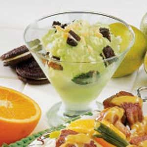 Cookie Lime Parfaits
