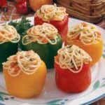 Pasta-Filled Peppers