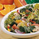 Sweet-Sour Citrus Salad
