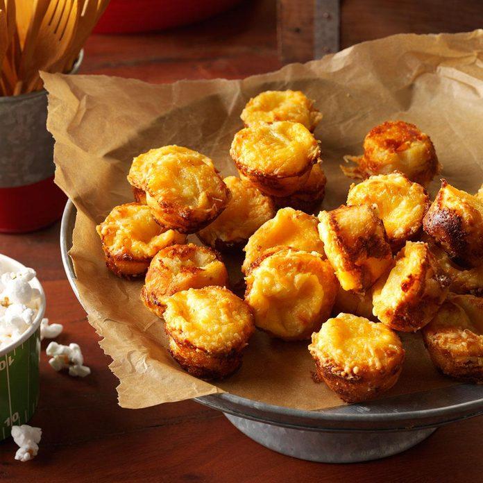 Garlic Bread Mini Muffins