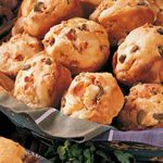 Olive Pepperoni Snack Muffins