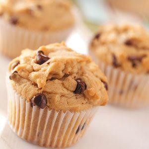 Peanut Butter Mini Muffins