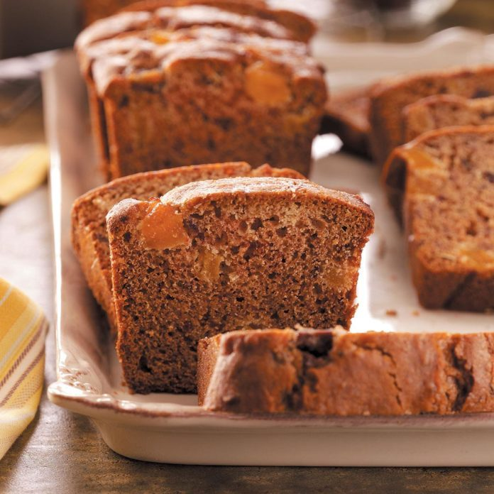 Sweet 'n' Savory Date Loaves