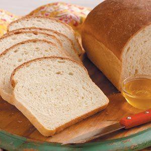Honey White Loaves