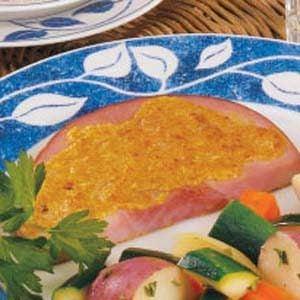 Spiced Ham Steak