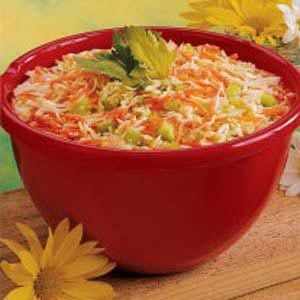 Sweet and Sour Coleslaw