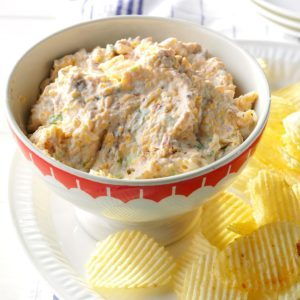 Bacon Horseradish Spread
