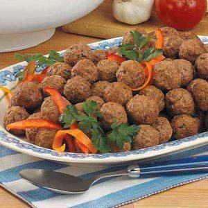 Mom's Meatballs