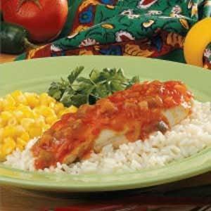 Chicken Picante