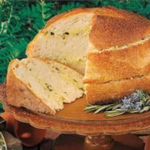 Tarragon Cheese Loaf