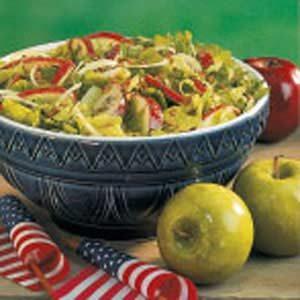 Apple Tossed Salad