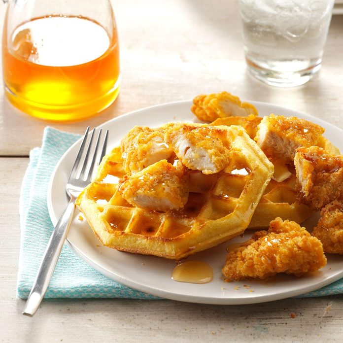 Inspired by: Country Kitchen Chicken & Waffle