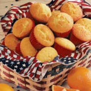 California Orange Muffins