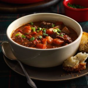Stovetop Root Vegetable Beef Stew