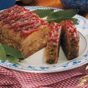 South Dakota Meat Loaf