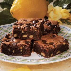 Simply Fudgy Brownies