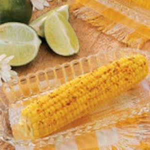 Tex-Mex Corn on the Cob