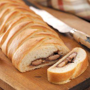 Chocolate Caramel Breads