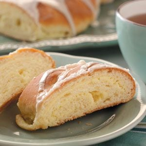 Cheese-Filled Coffee Cakes