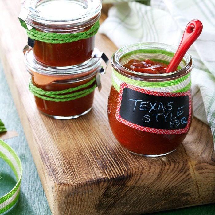 Texas-Style BBQ Sauce