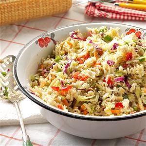 Crunchy Ramen Salad