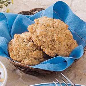 Rye Drop Biscuits