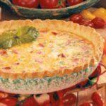 Best-of-Show Tomato Quiche