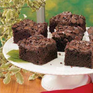 Chocolate Picnic Cake