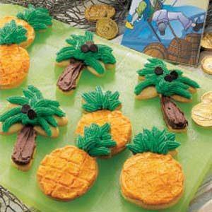 South Seas Sugar Cookies