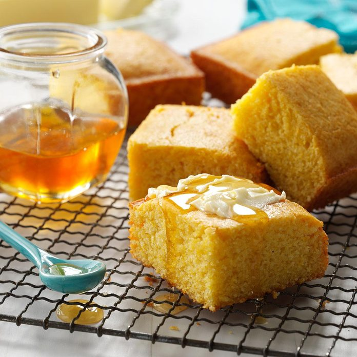 Inspired by: Cornbread Mini Loaves