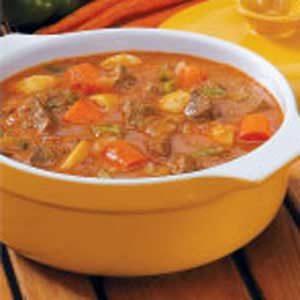 Savory Vegetable Beef Stew