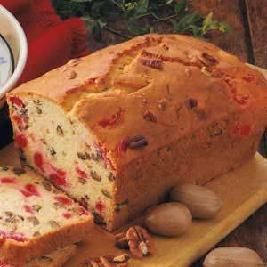 Pecan Cherry Bread