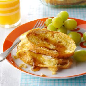 Make-Ahead Orange French Toast
