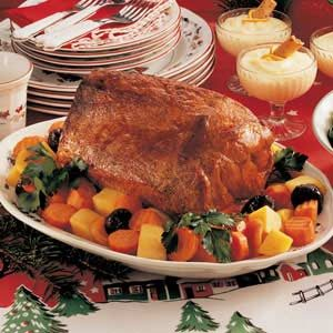 Pork Loin Supper