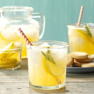 Rosemary Lemonade