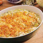 Cheddar Cabbage Casserole