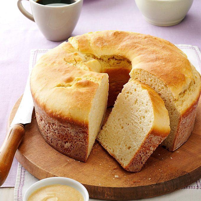 Sally Lunn Batter Bread