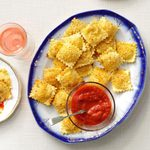 Toasted Ravioli Puffs