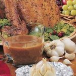 Herb-Rubbed Turkey