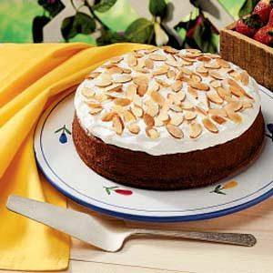 Chocolate Almond Cheesecake