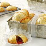 Merry Cherry Cookie Tarts