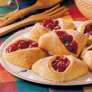 Cheery Cherry Pastries