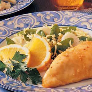 Citrus Rice Pilaf
