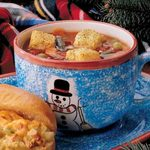 Vegetarian Vegetable Soup