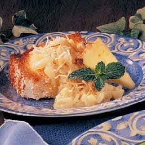 Pineapple Angel Dessert