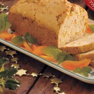 Apricot Carrot Bread