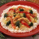 Broccoli and Turkey Stir-Fry