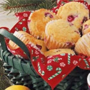 Cranberry Muffin Mix