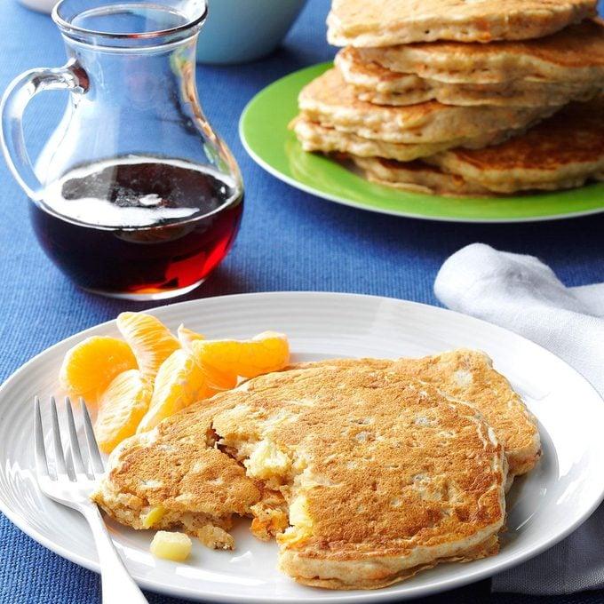 Morning Glory Pancakes